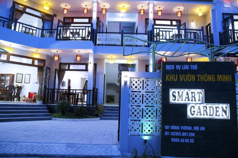 Nhà nghỉ Smart Garden Hội An