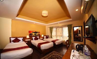 Hotel Dom Himalaya