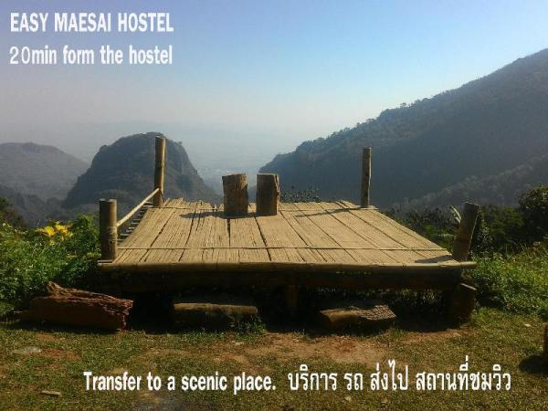 EASY MAESAI HOSTEL Mae Sai