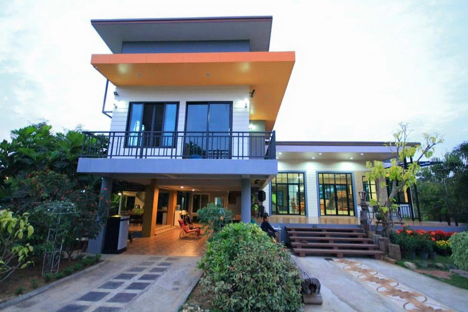 Sunsmile's House, Wang Num Khiaw