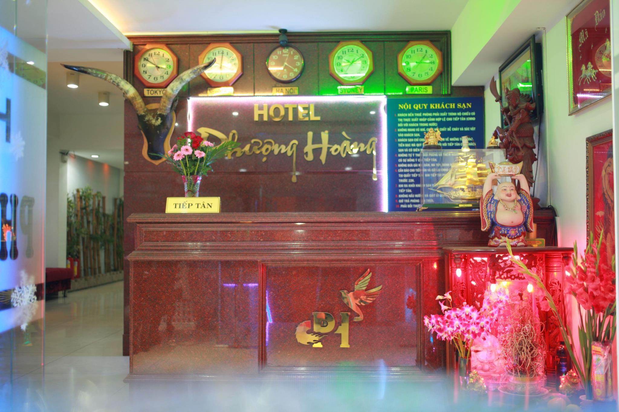Khách Sạn Phượng Hoàng Hồ Chí Minh