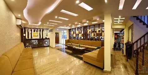 Отель Джампа