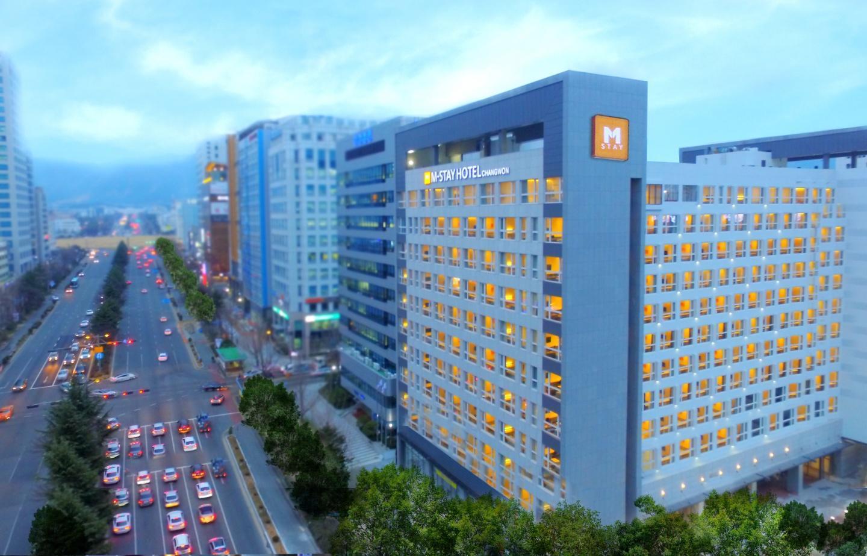 M-Stay Hotel Changwon, Changwon