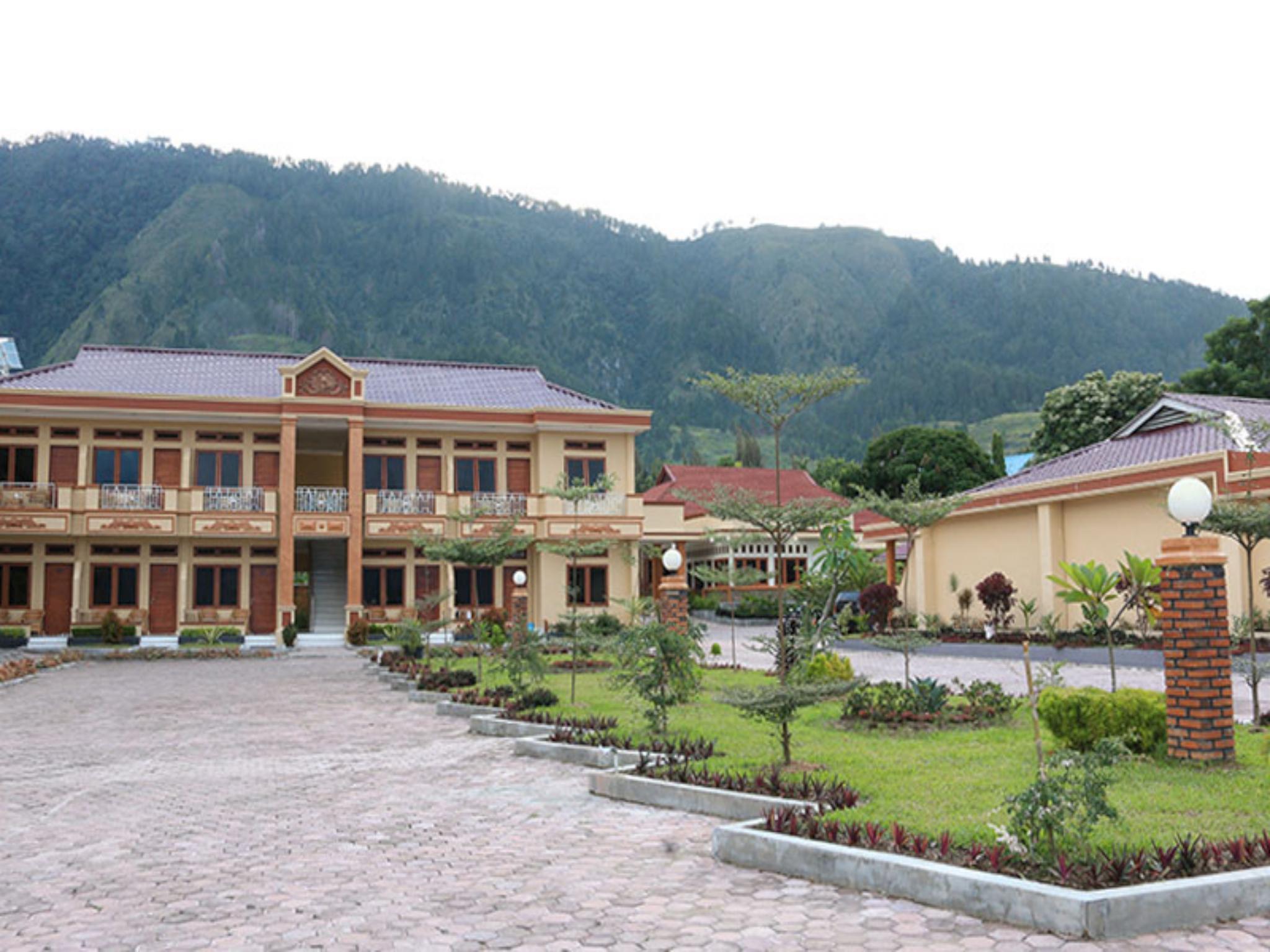 Rogate Beach Hotel, Samosir