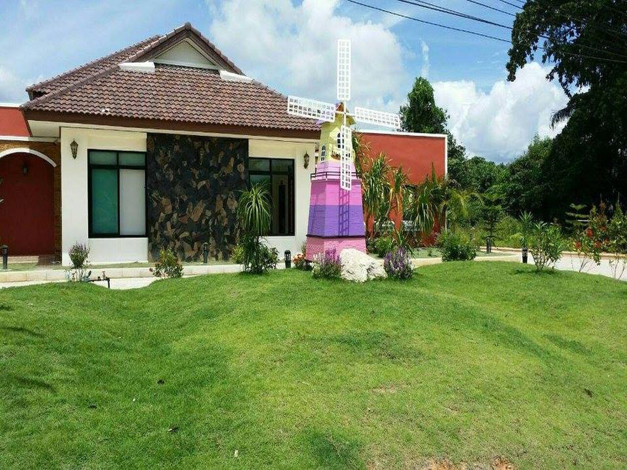 Flower Garden Resort, Muang Trang