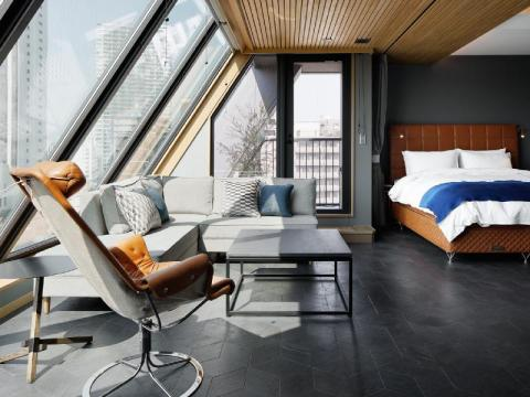 Where to stay in Tokyo - Wired Hotel