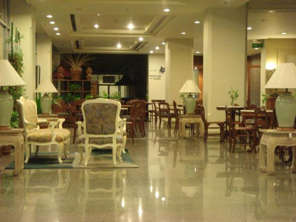 Manhattan Hotel Pathumthani Pathum Thani