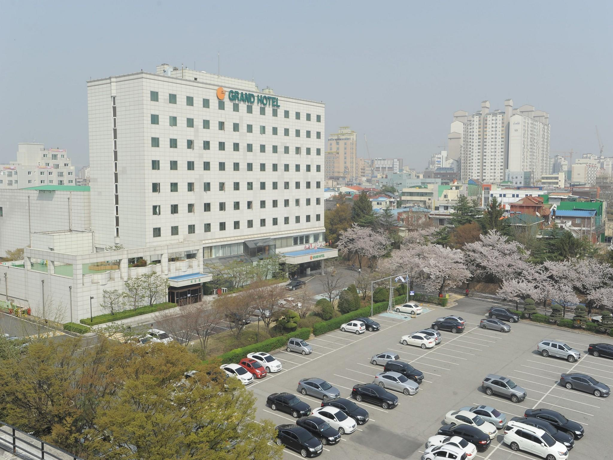 Onyang Grand Hotel, Asan