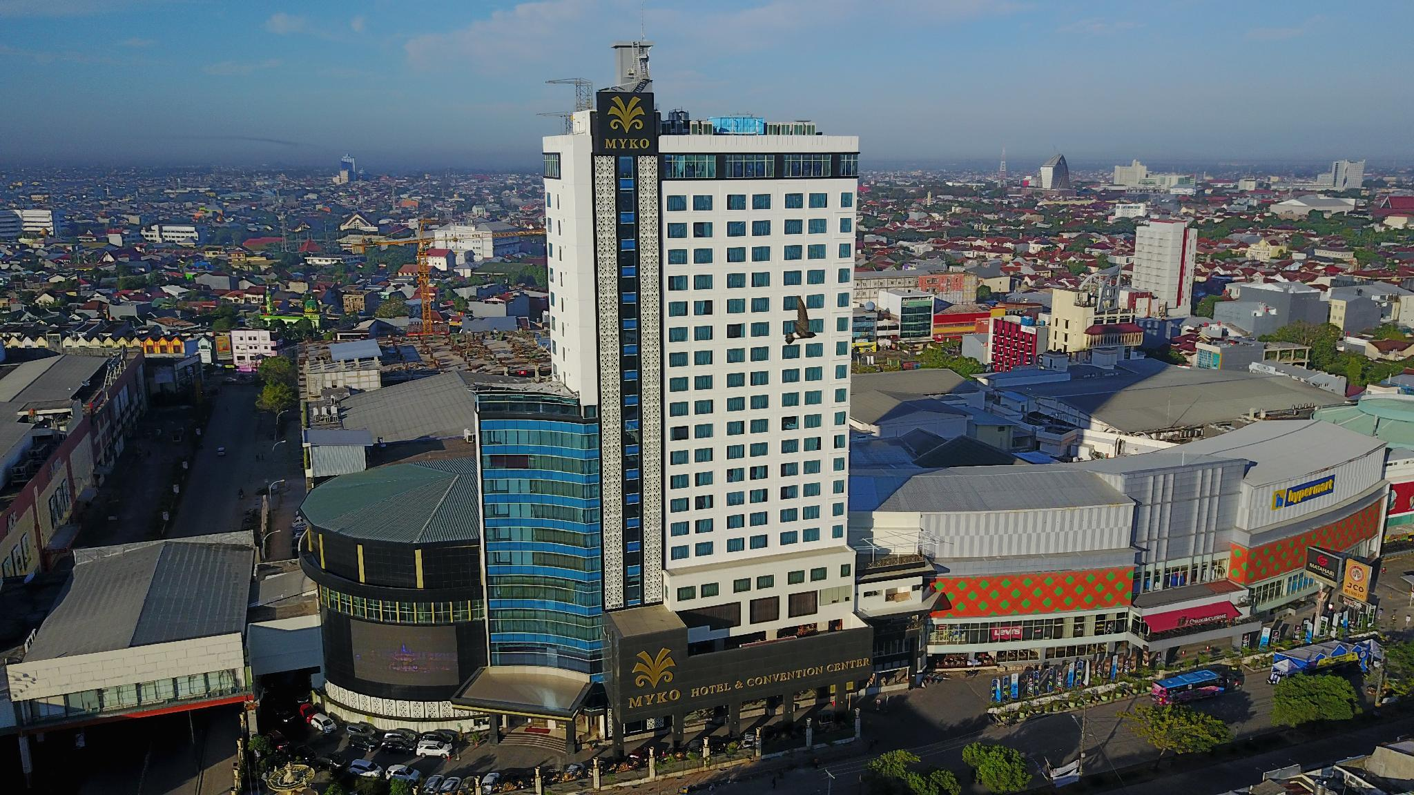 Myko Hotel and Convention Center Makassar