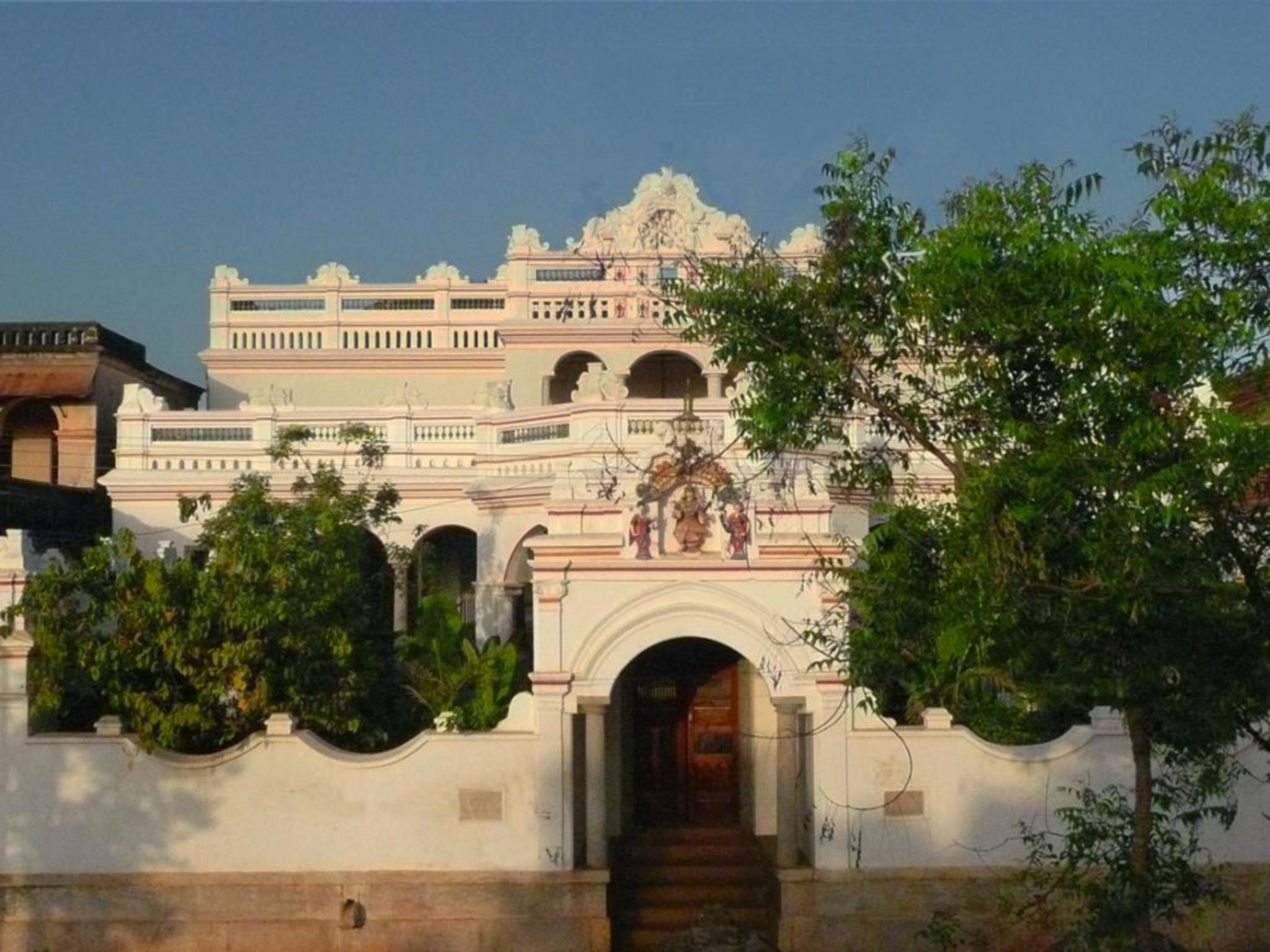 The Saratha Vilas  Chettinad, Pudukkottai