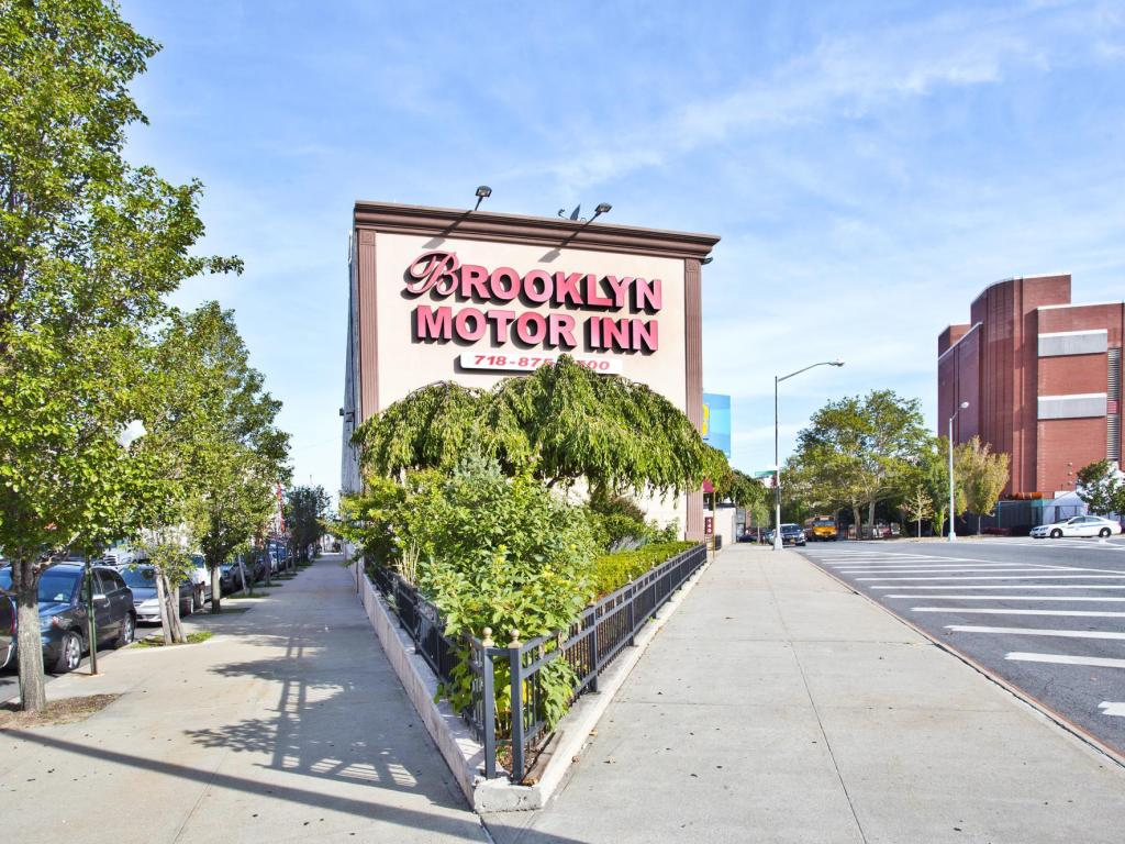 Best Price On Brooklyn Motor Inn In New York Ny Reviews