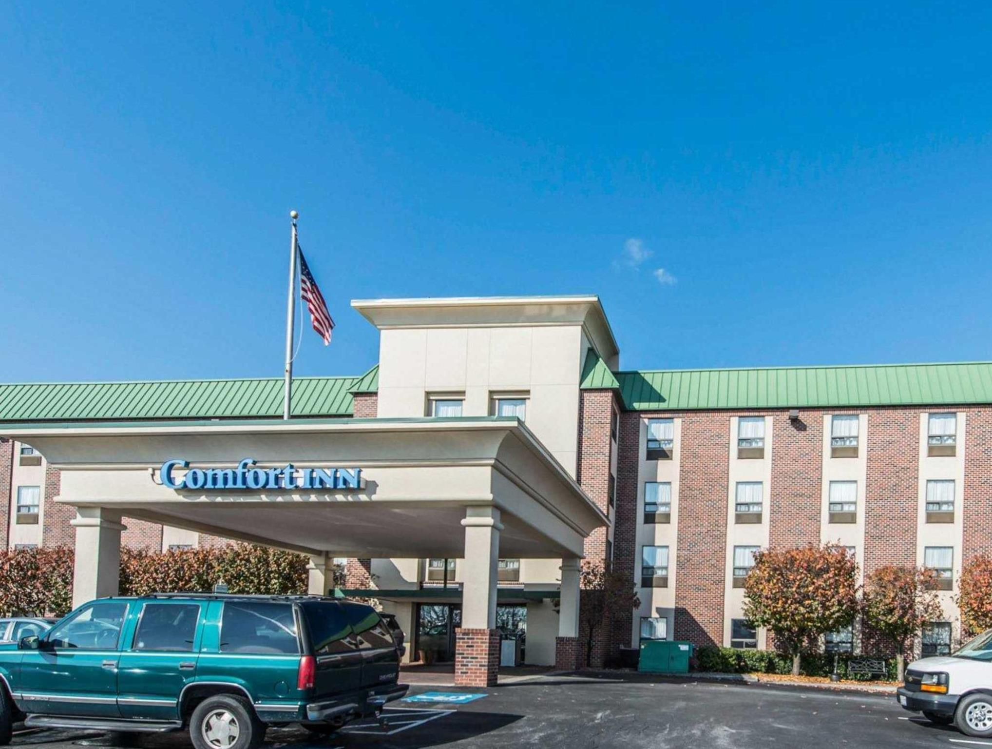 Comfort Inn Aikens Center Martinsburg, Berkeley