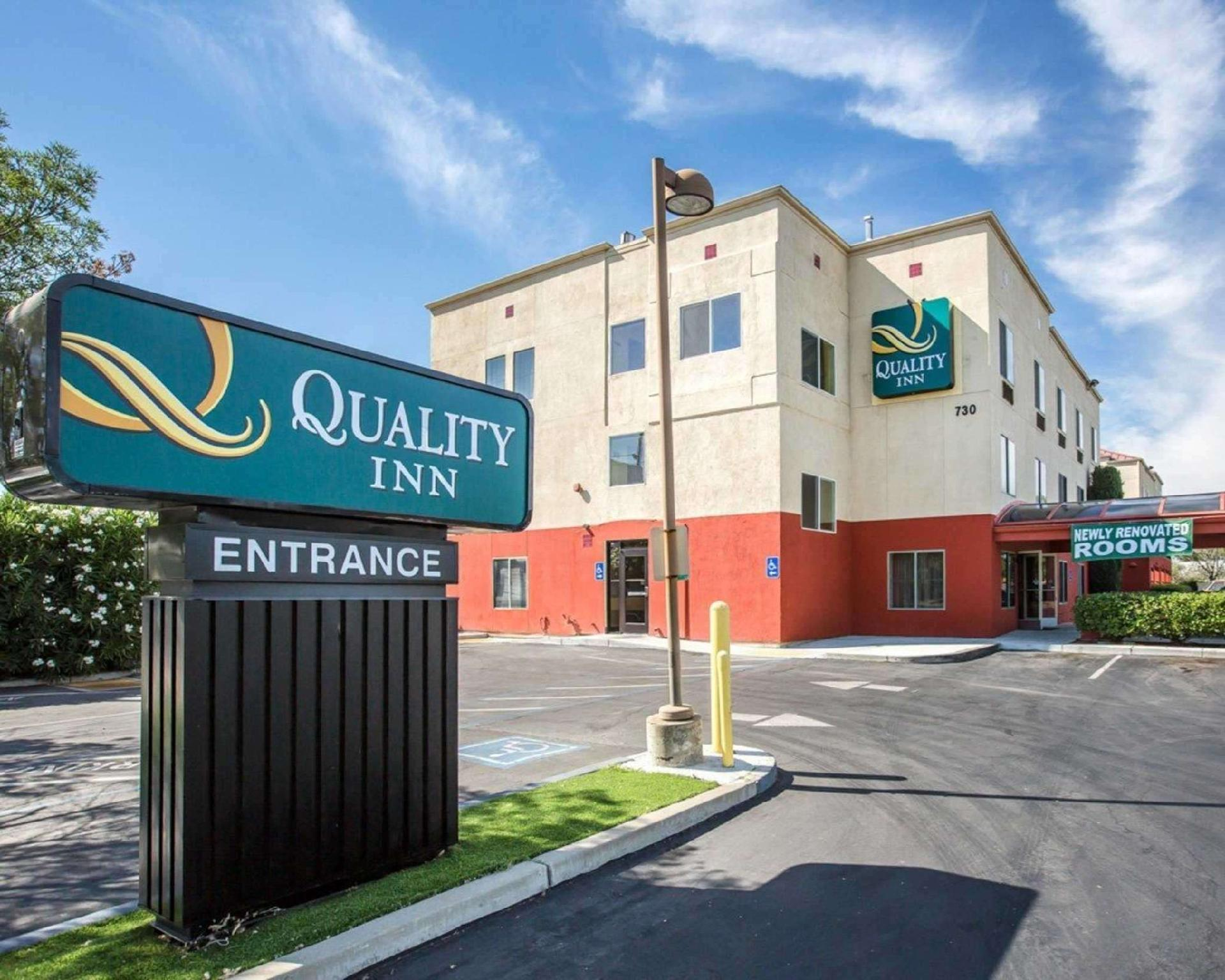 Quality Inn Merced Gateway to Yosemite, Merced