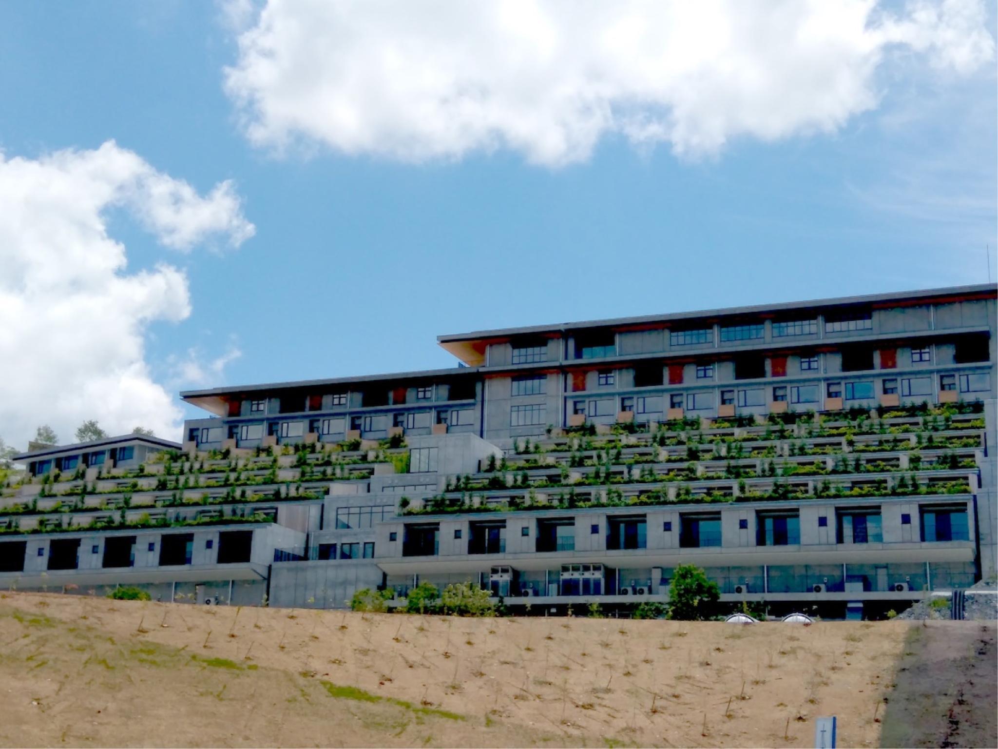 ホテル ヴィソン
