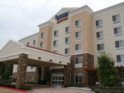 Fairfield Inn and Suites Houston Conroe Near The Woodlands, Montgomery
