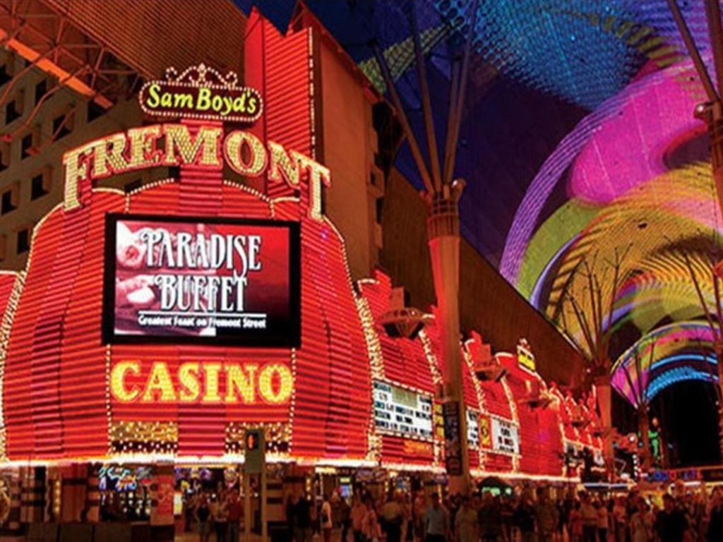 new casino on fremont street