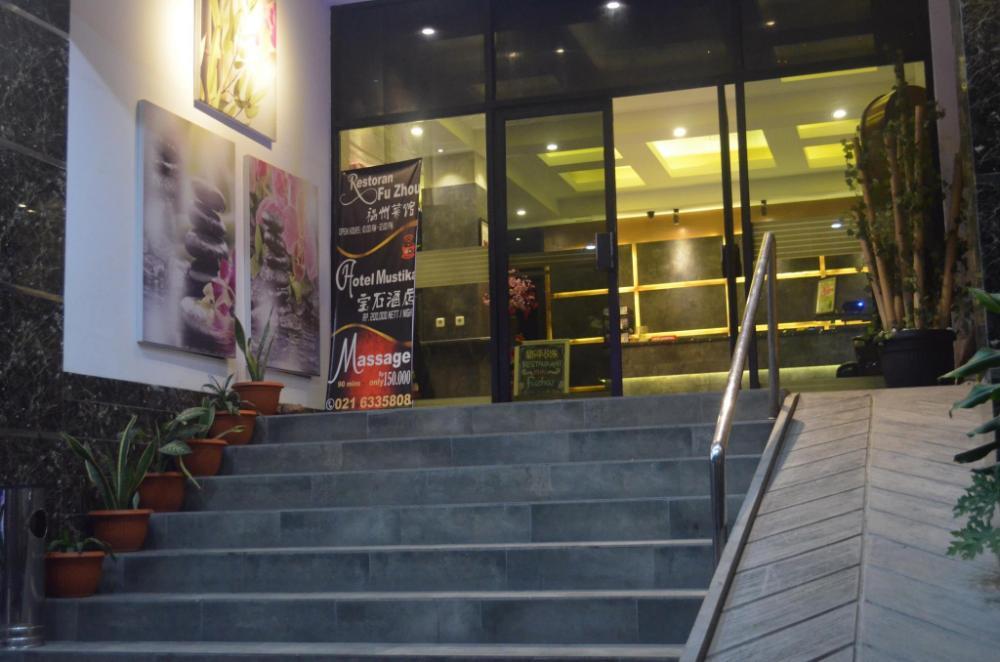 Hotel Hotel Mustika Gajah Mada