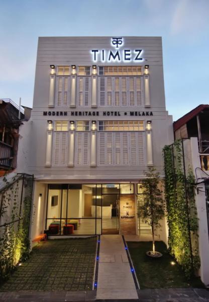 Timez Hotel Malacca