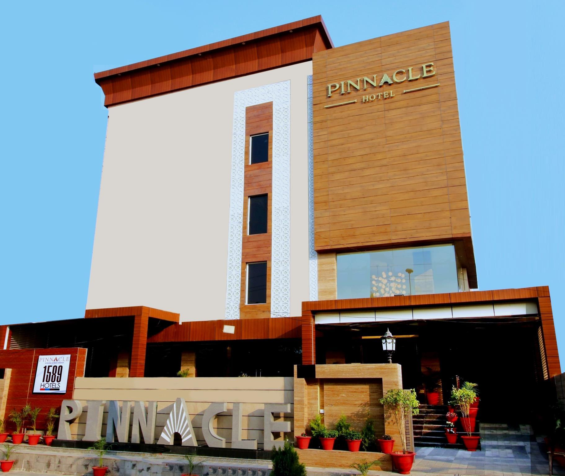 Pinnacle by 1589 Hotels, Lucknow