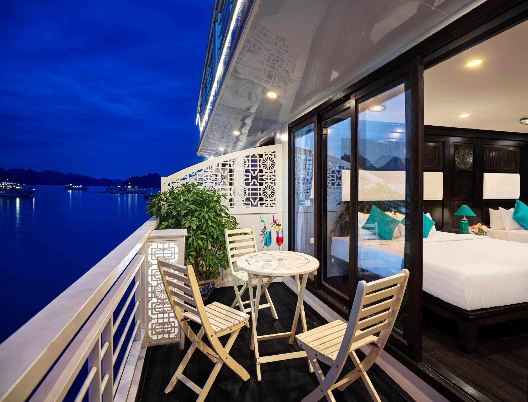 Alisa Luxury Cruise, Hạ Long