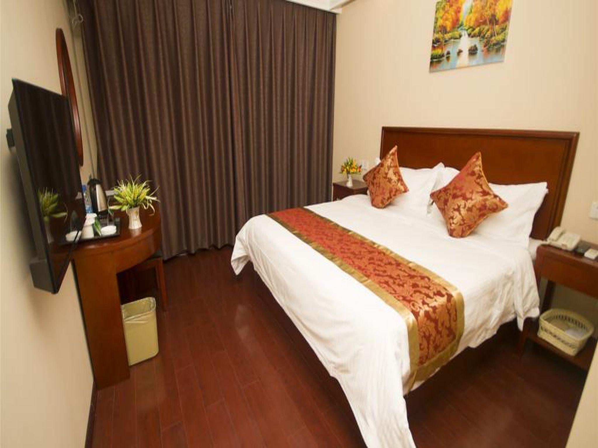 GreenTree Inn Chizhou Pingtian Lake Qingfeng Avenue Business Hotel, Chizhou