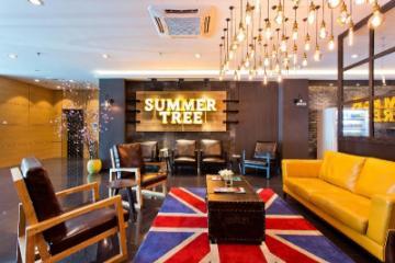 Отель Summer Tree Пенанг