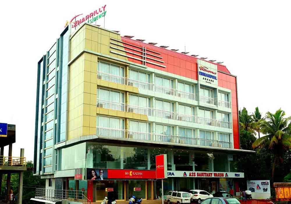 Vazhappilly Residency, Thrissur