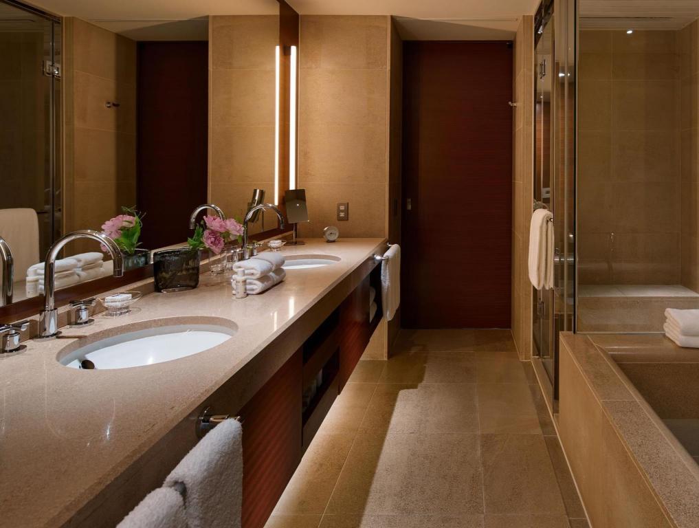 Grand Hyatt Tokyo 卫浴间