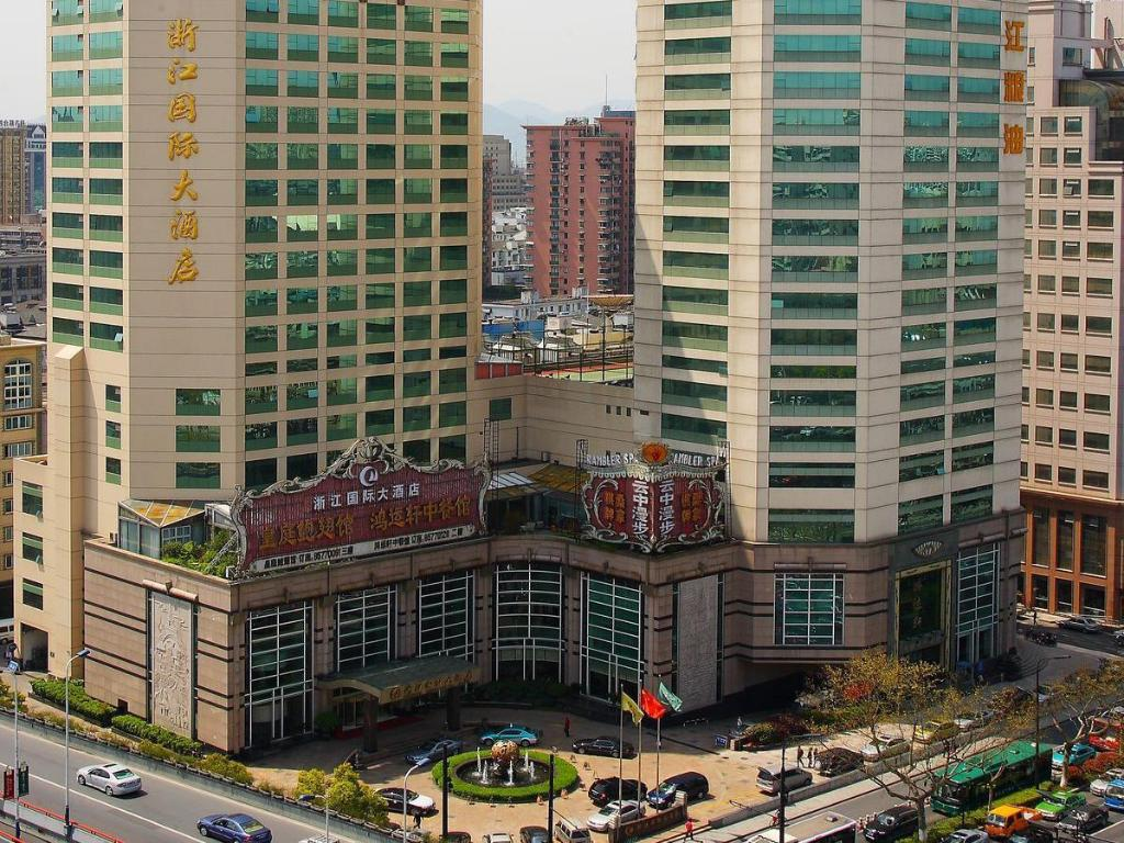 Best Price On Zhejiang International Hotel In Hangzhou