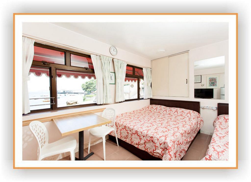 Sunrise Holiday Resort - Seaview Double Room with Balcony SDB32