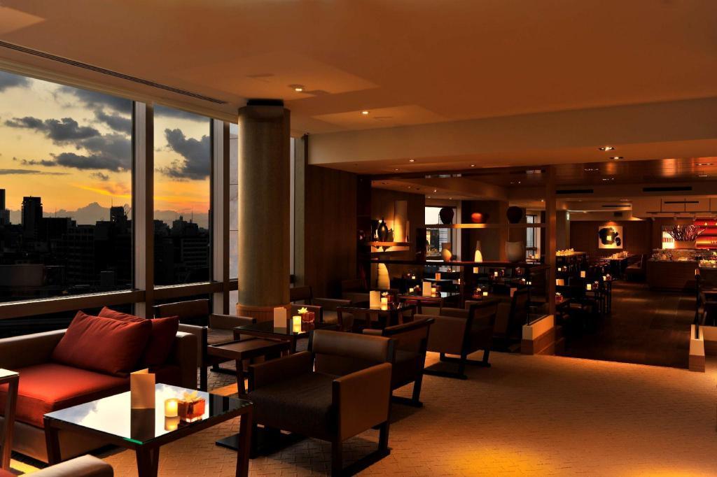 东京君悦酒店餐厅