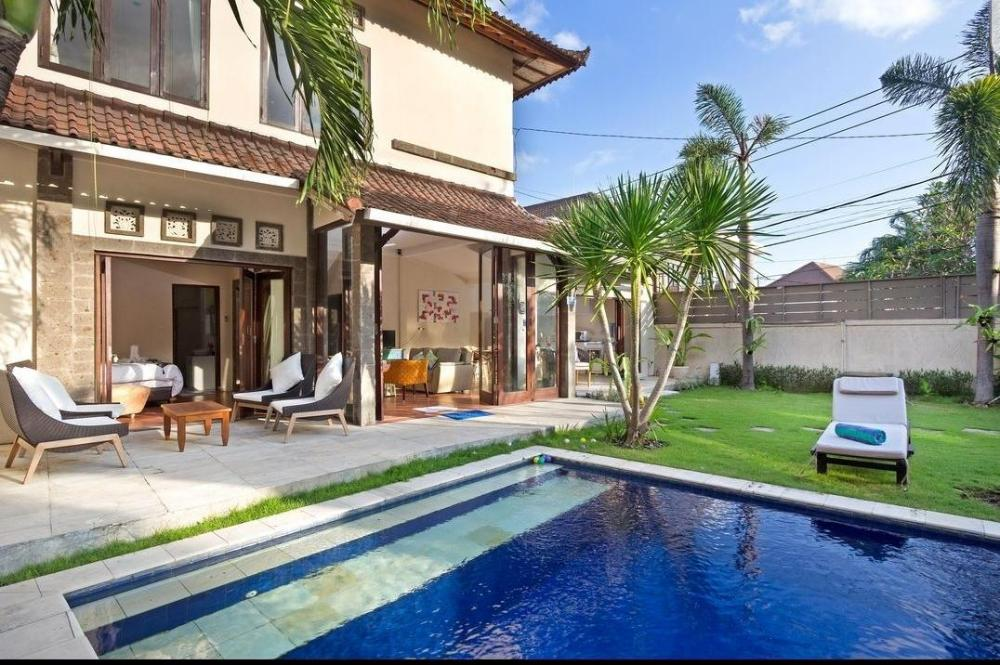 3 Bedroom Private Pool Villa Umalas