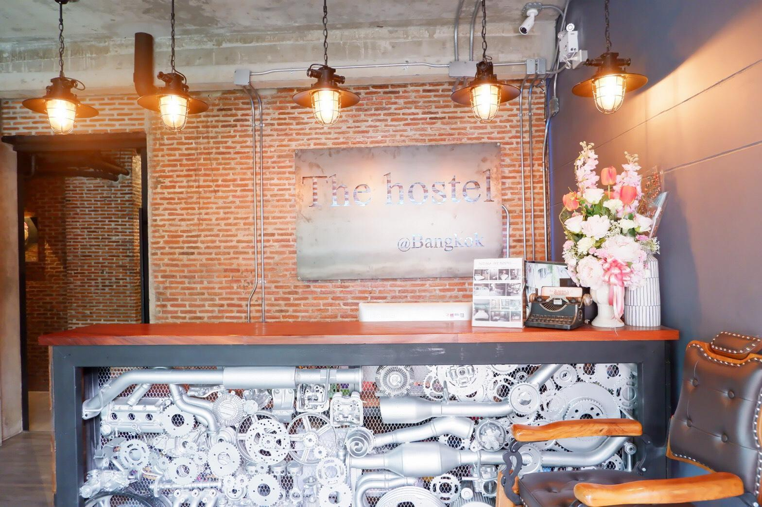 Yotaka The Hostel @Bangkok, Wang Thonglang