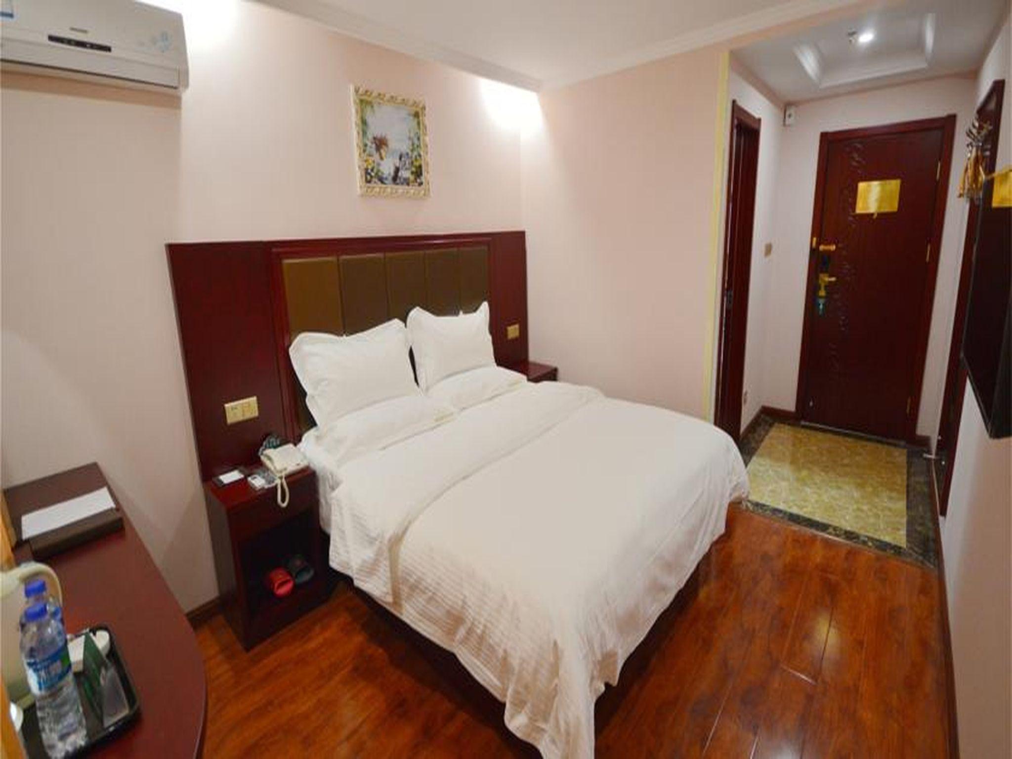 GreenTree Inn Yizhou Fanshi Bus Station Business Hotel, Xinzhou