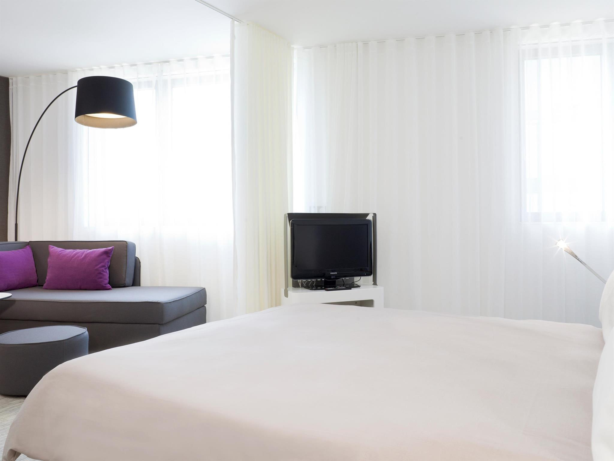 Novotel Suites Luxembourg, Luxembourg