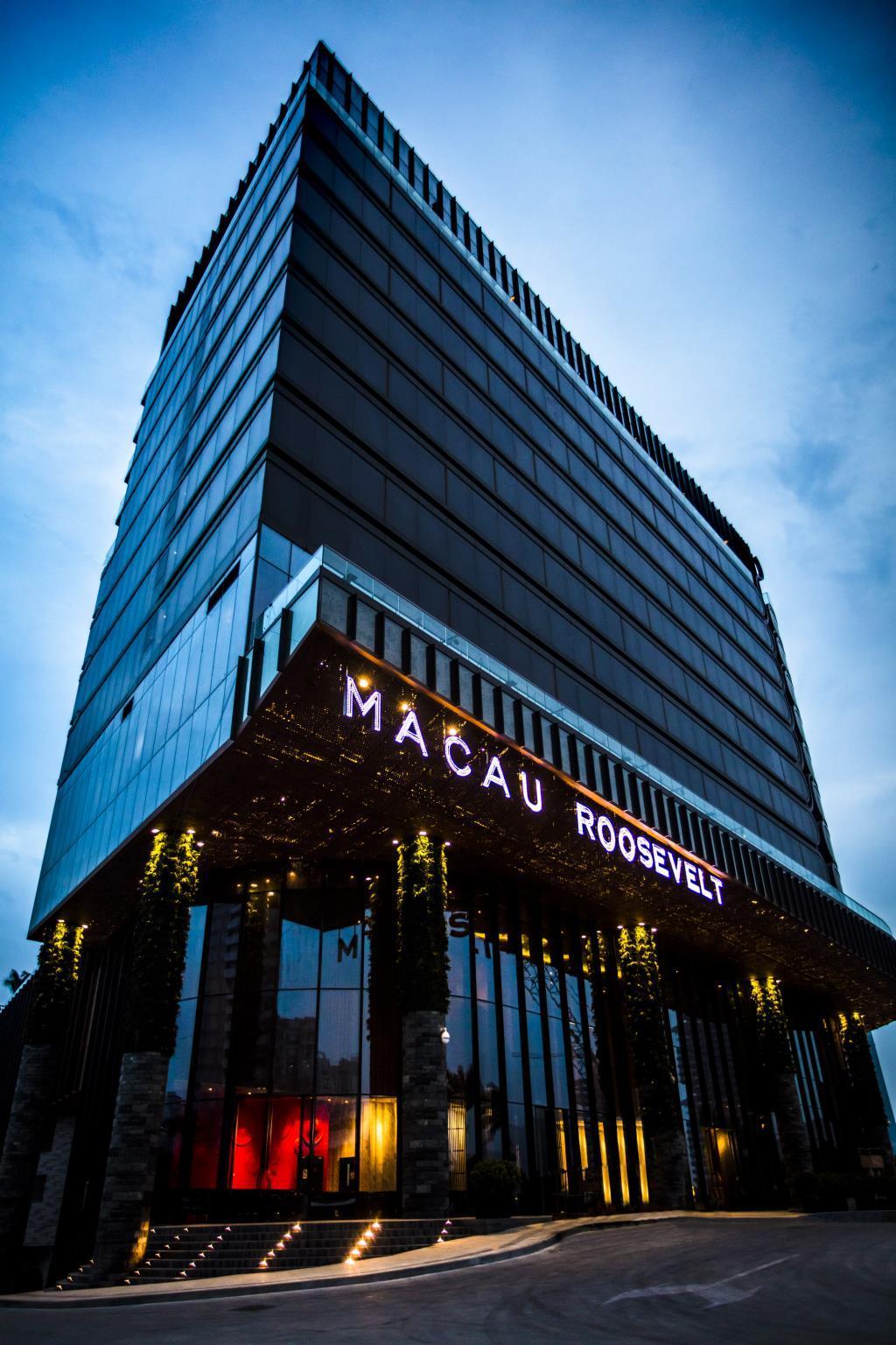 The Macau Roosevelt,Nossa Senhora do Carmo