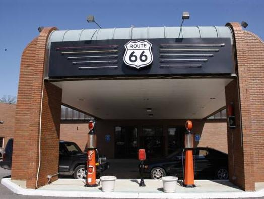 Route 66 Hotel and Conference Center, Sangamon