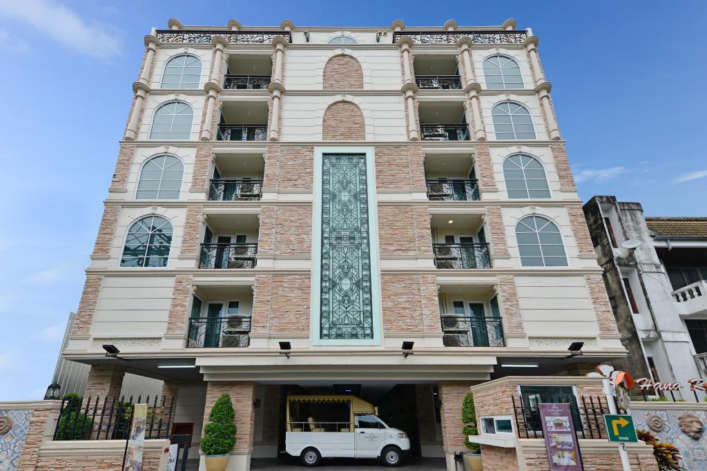 【Sukhumvit Hotel】アスピラ ハナ レジデンス トンロー(Aspira Hana Residence Thong Lor)