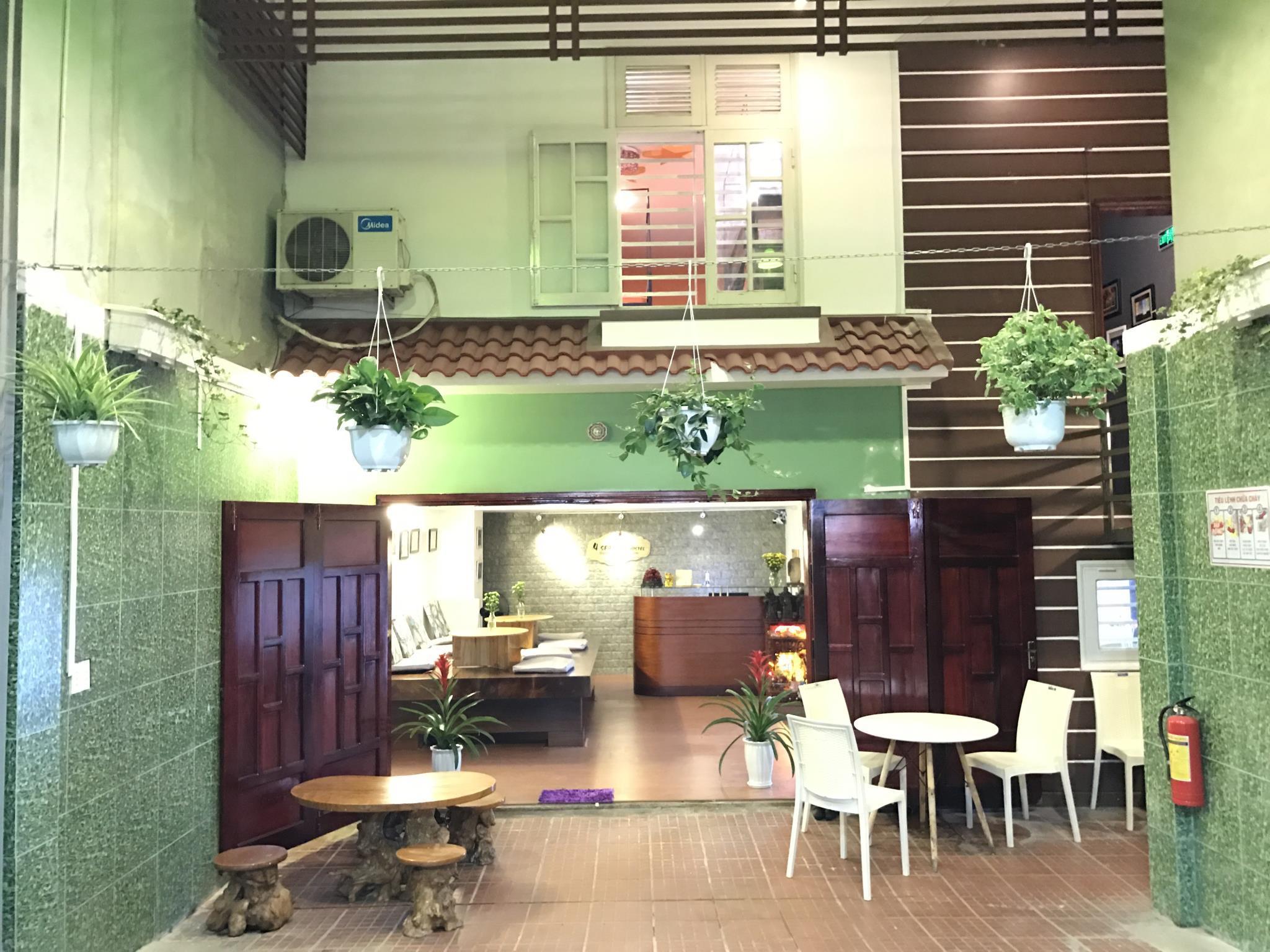 Khách Sạn Bốn Mùa Đà Nẵng