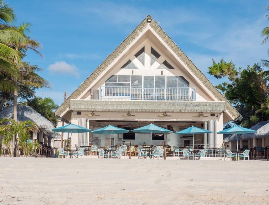 Surfrider Resort Hotel ,