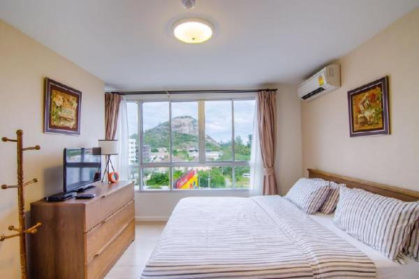 Seaview 2 Bedroom At Baan Peang Ploen Condo Hua Hin