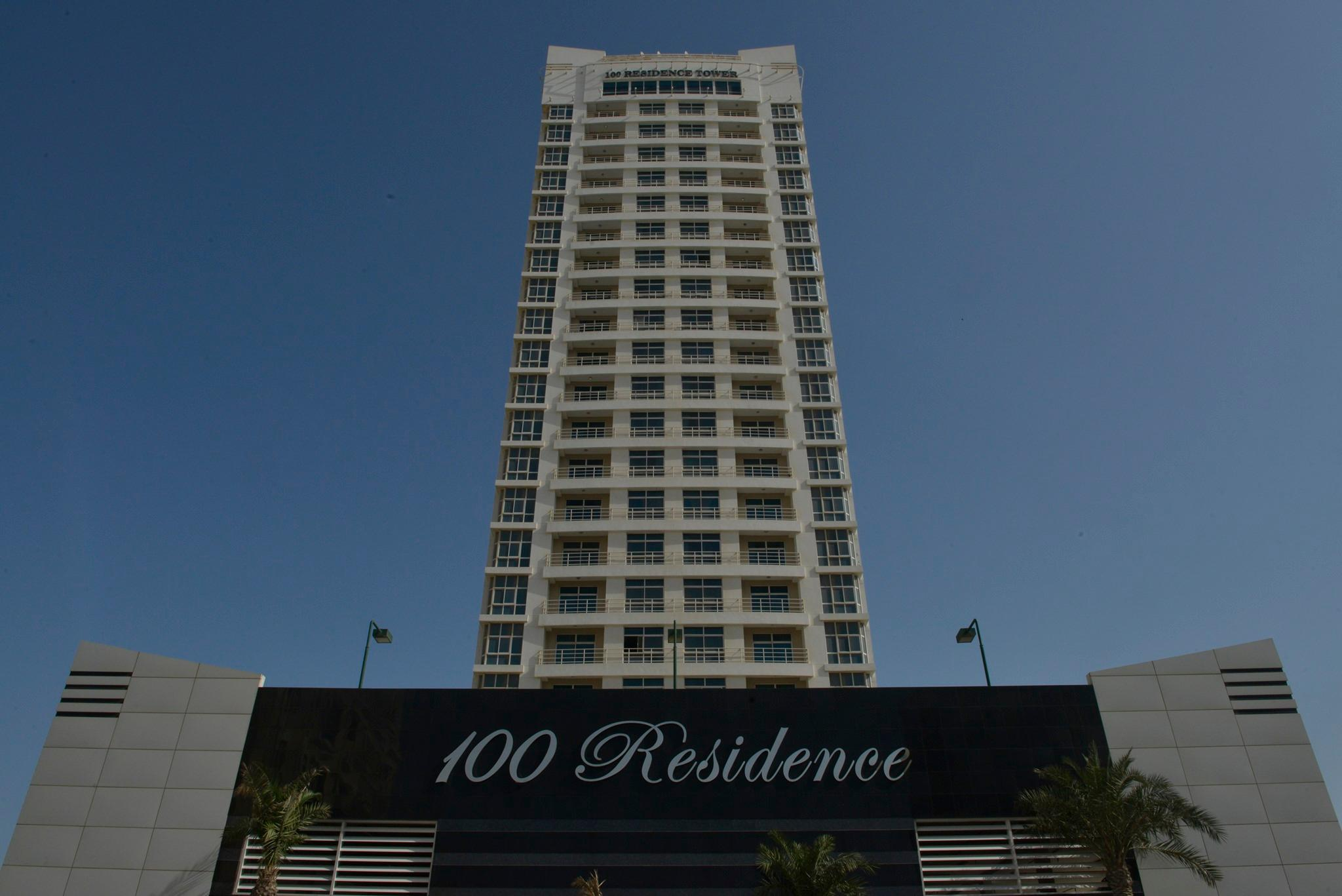 100 Residence - 2 Bedroom Apartment (High Floor)
