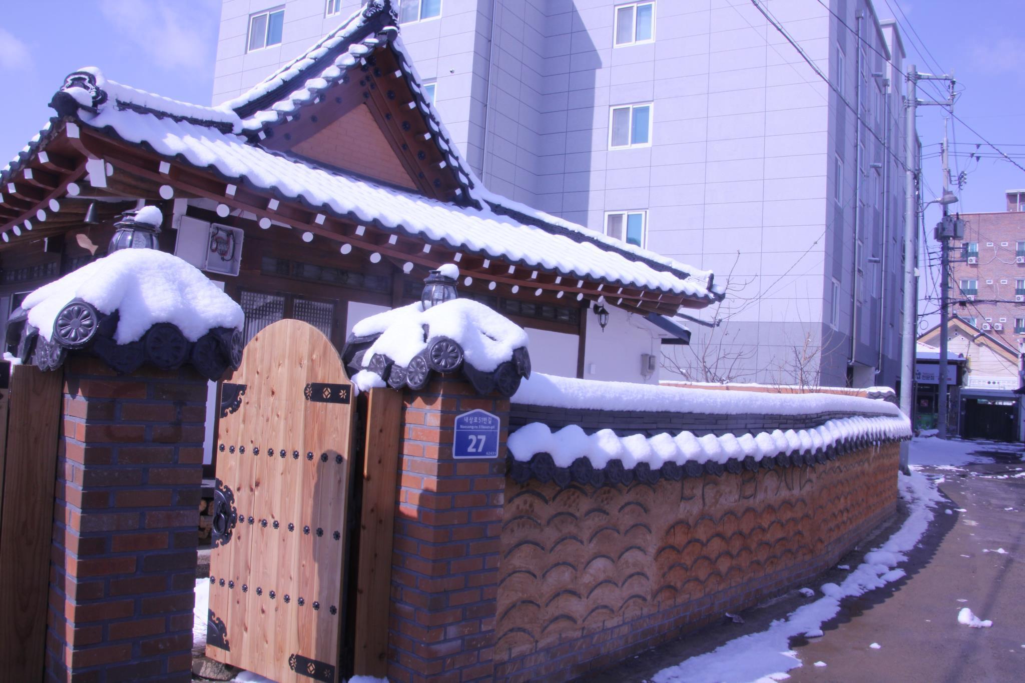 Dasomchae Hanok Guesthouse, Gwangsan