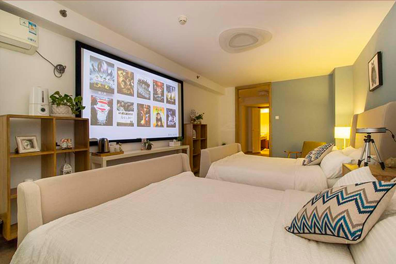 Home to Advanced Service Apartments Beijing Airport, Beijing