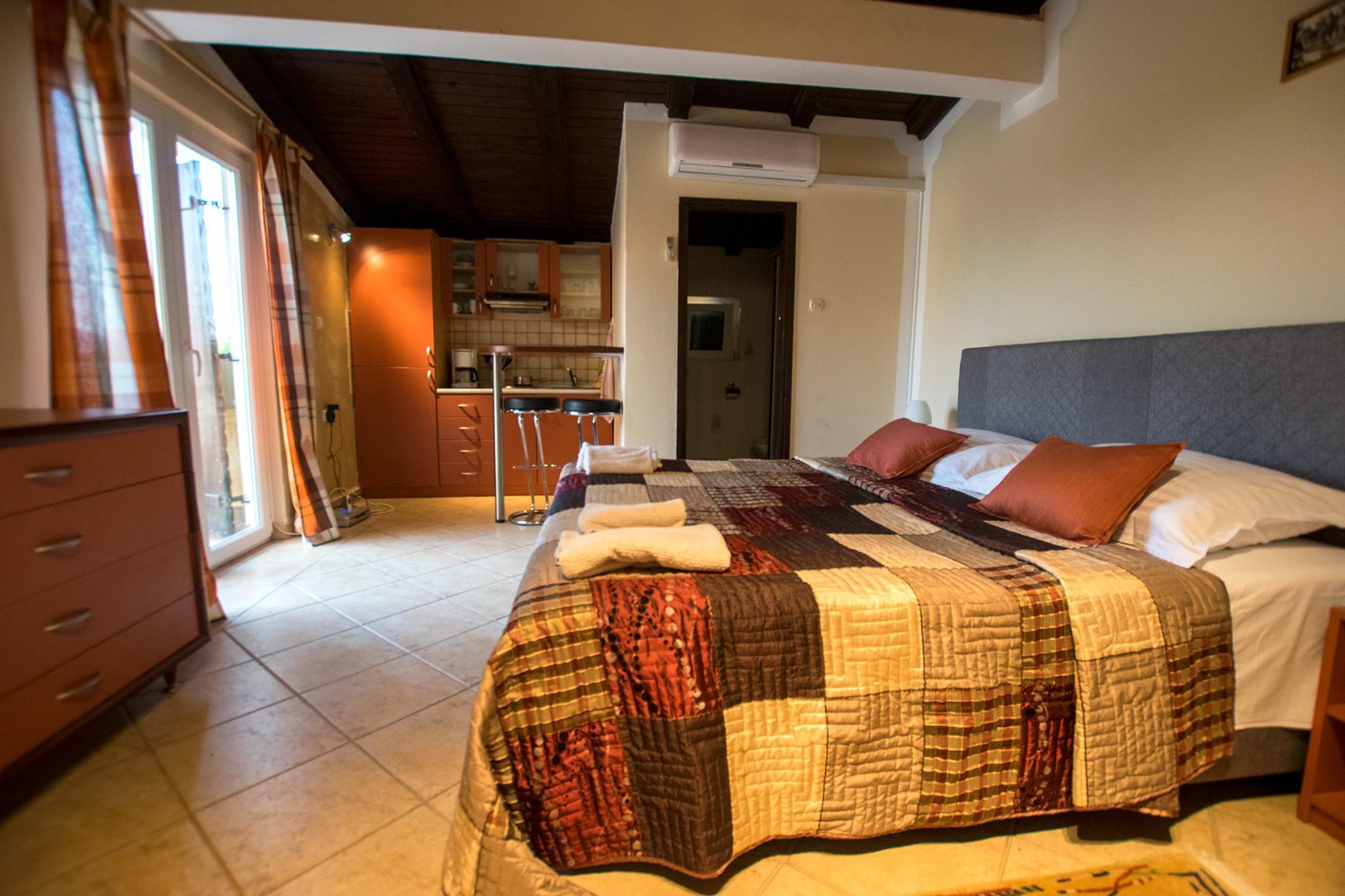 Charming studio apartment in Paklenica