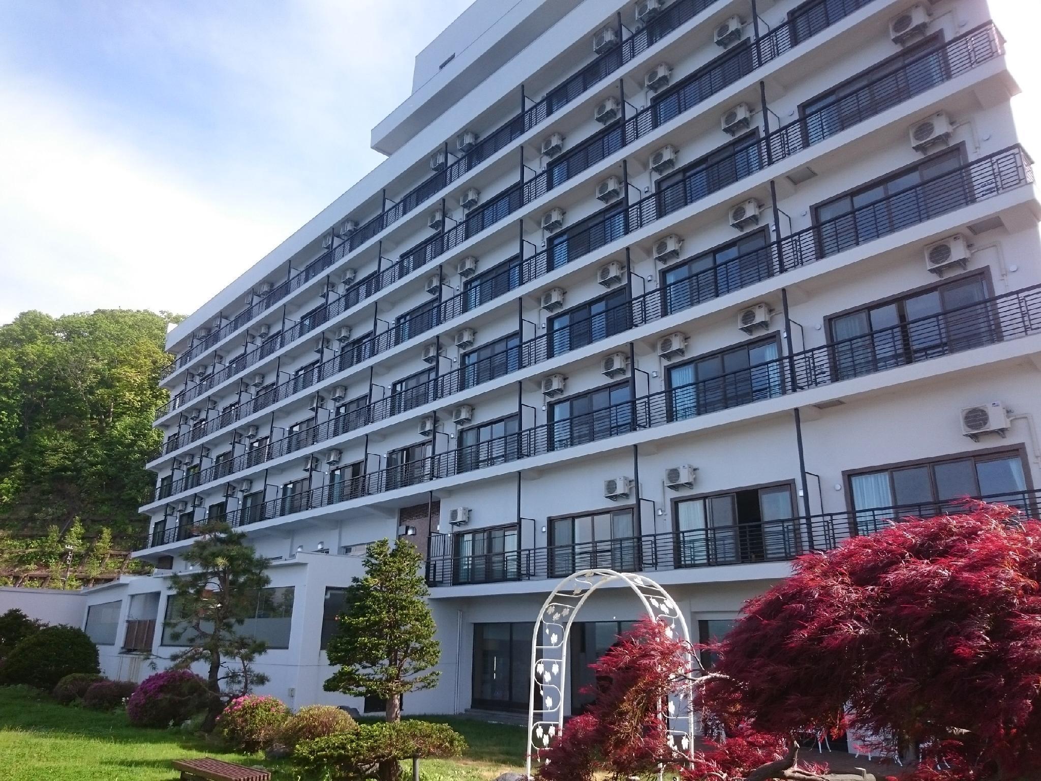 Toya-onsen Hotel Hanabi, Tōyako