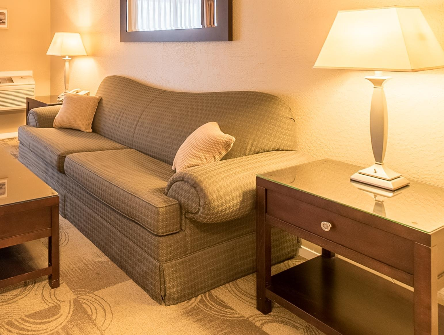 Junior Suite - Free Internet In Room - Free Parking - Fridge - Microwave - Whirlpool