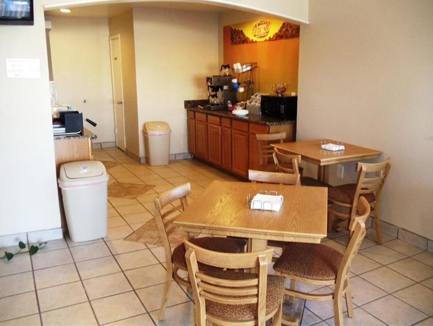 Americas Best Value Inn - Buffalo, TX, Leon