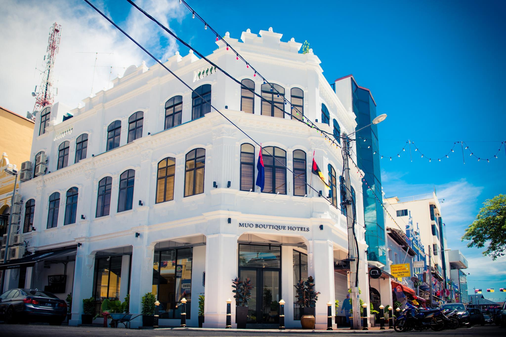Muo Boutique Hotel, Muar