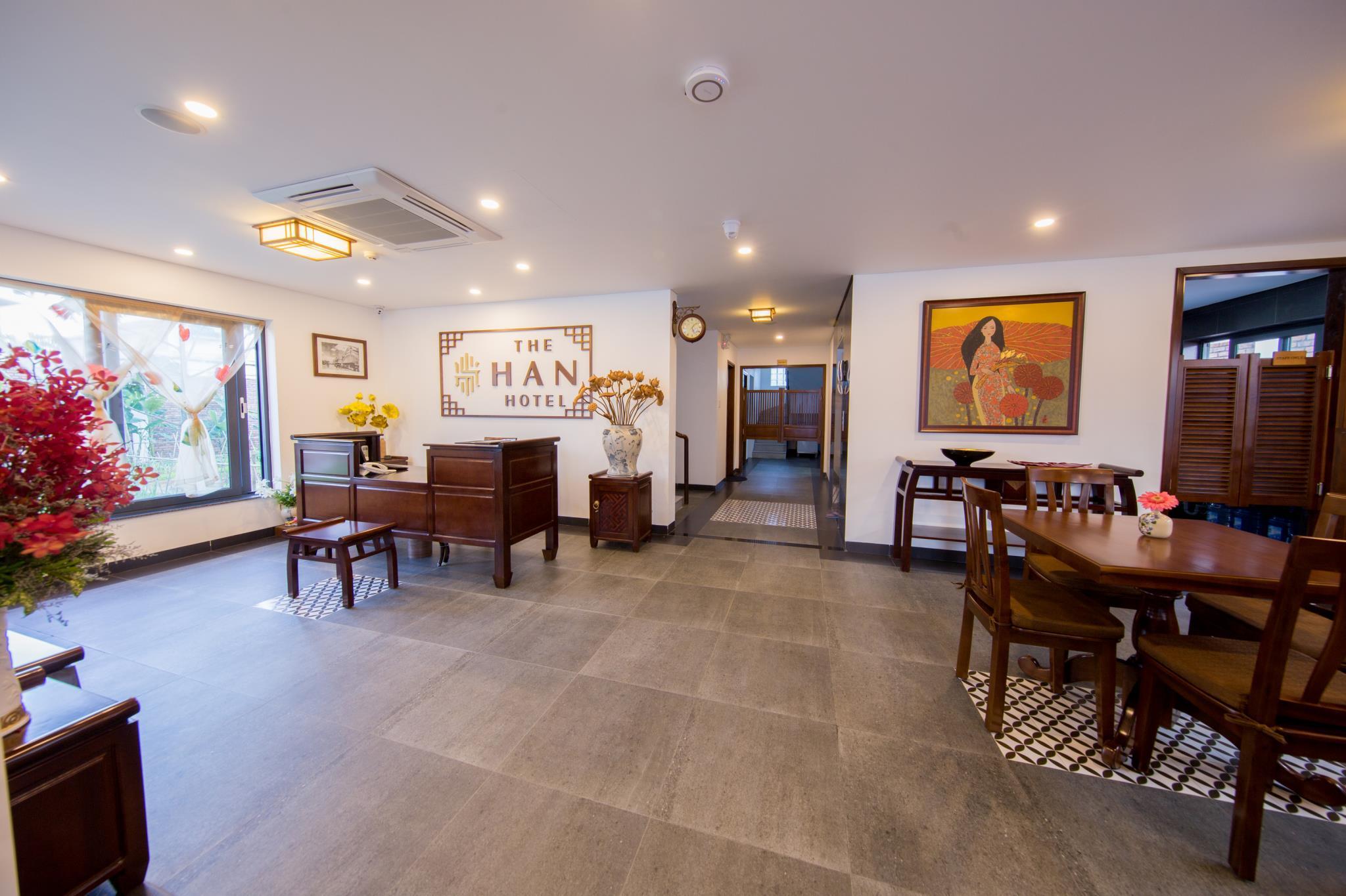 The Han Morrison Hotel, Sơn Trà